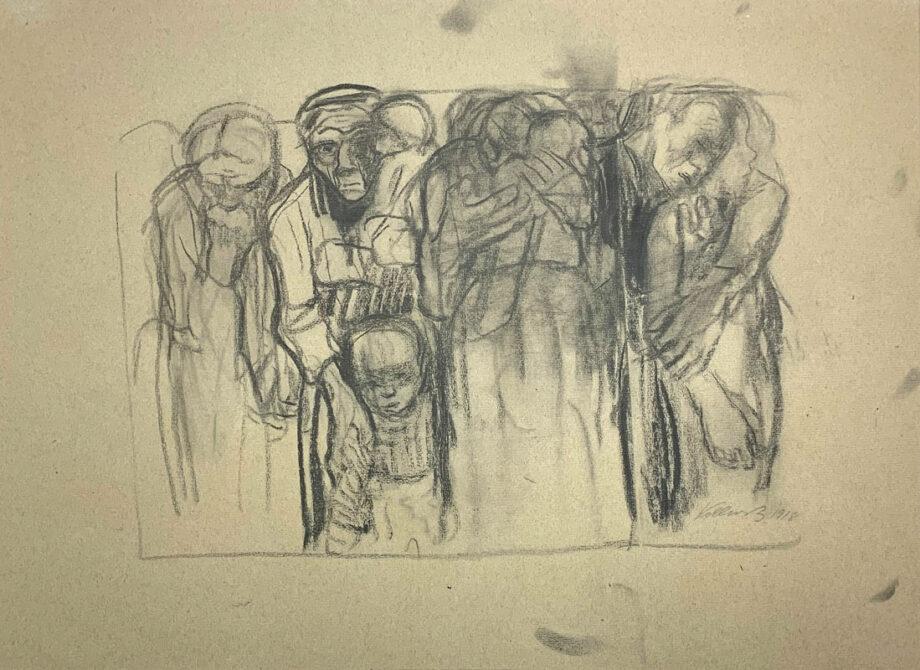 galerie-ahlers-kaethe-kollwitz-blatt-nummer-23-muetter-1920-44x60,2