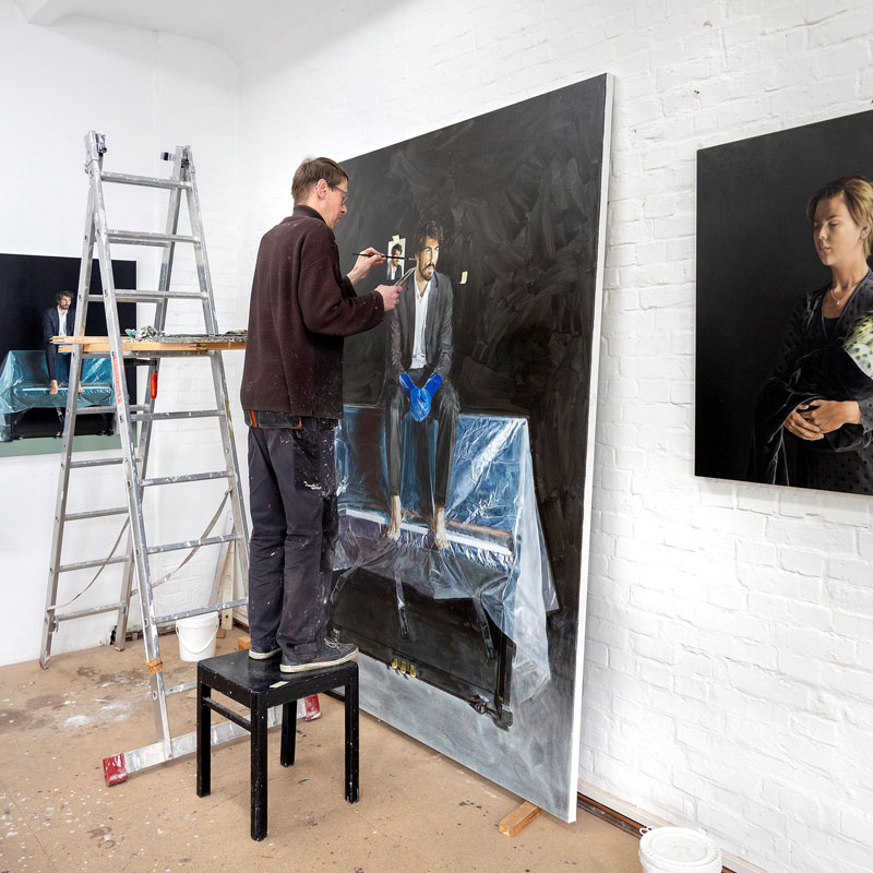 galerie-ahlers-wolfang-kessler-im-atelier