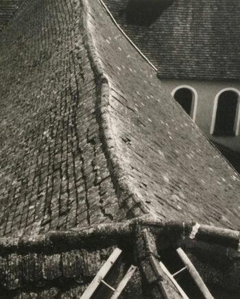 galerie-ahlers-fotografie-ilse-bing-Dach-in-Reichenau