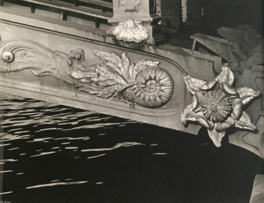 galerie-ahlers-fotografie-ilse-bing-Rosette-du-Pont-Alexandre-III