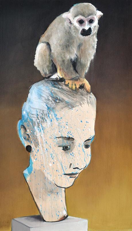 galerie-ahlers-jochen-pankrath-abstraktephilosophenXXXIII-dasaeffchen-2019