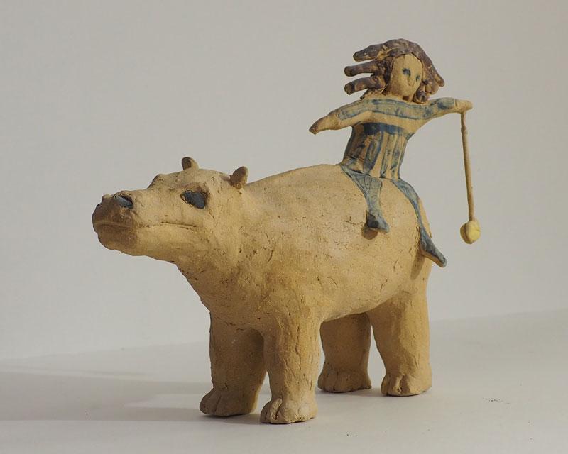 galerie-ahlers-rachel-kohn-nilpferd-jojo-2005-steinzeug
