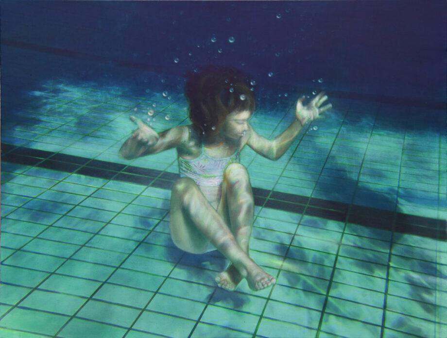 galerie-ahlers-sigrid-von-lintig-schwimmer-xlv